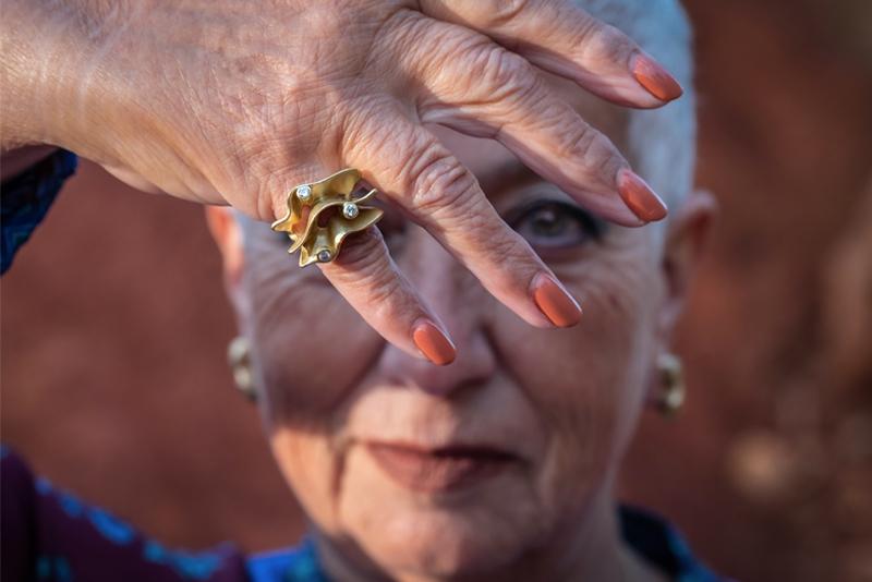 Roberta Risolo - Dentro la Materia - Lusso Artigiano