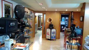 Magick Vision - Cinema Ieri - Lusso Artigiano