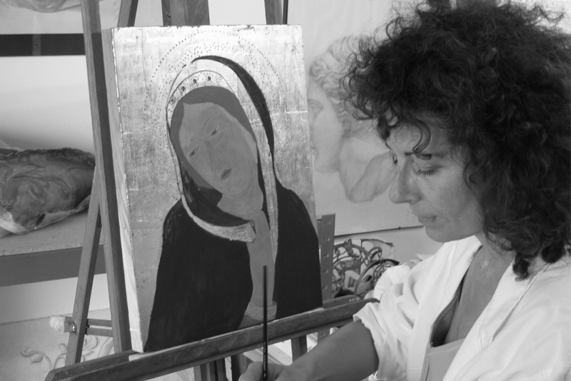 Ennia Visentin - Dentro la Materia - Lusso Artigiano